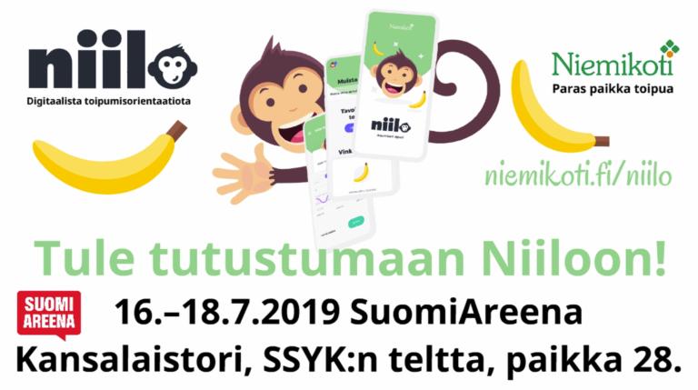 Animaatio uutisvirrassa nappaa katseen – SuomiAreena